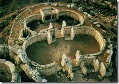 Megalittisk byggekunst på Malta 5