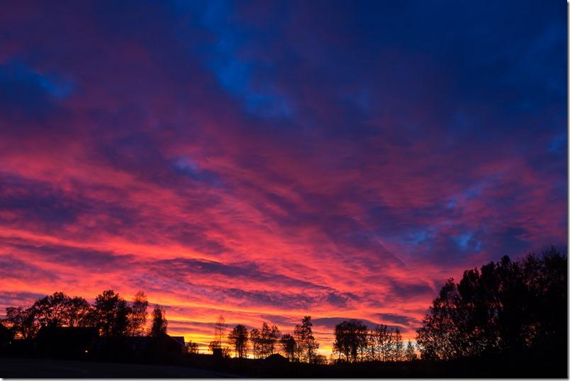 Solnedgang 2. oktober 2015 (1 of 1)