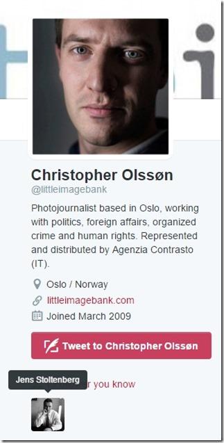 Christopher Olssøn