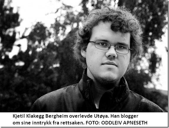 Kjetil Klakegg Bergheim