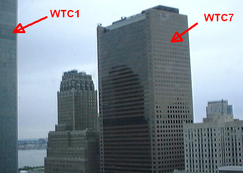 Ny evaluering av tilfellet WTC7