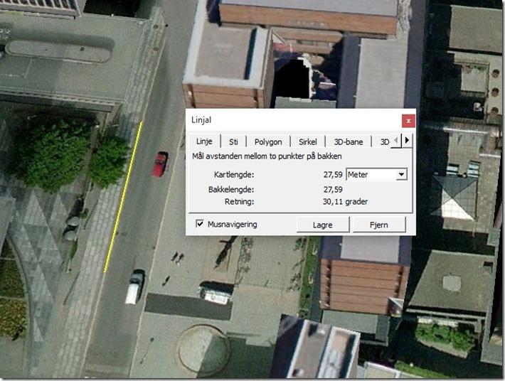 Kart for ABBs 30 meter