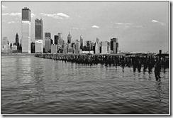 Bilder fra byggingen av World Trade Towers 10