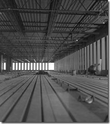 Bilder fra byggingen av World Trade Towers 12