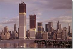 Bilder fra byggingen av World Trade Towers 18