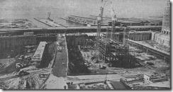 Bilder fra byggingen av World Trade Towers 21