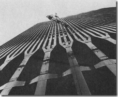 Bilder fra byggingen av World Trade Towers 25