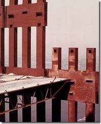 Bilder fra byggingen av World Trade Towers 26
