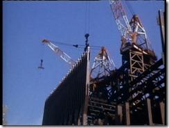 Bilder fra byggingen av World Trade Towers 31