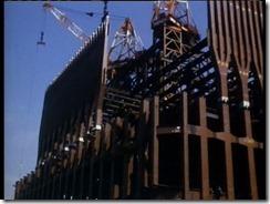 Bilder fra byggingen av World Trade Towers 32
