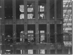 Bilder fra byggingen av World Trade Towers 46