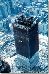 Bilder fra byggingen av World Trade Towers 48
