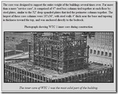 Bilder fra byggingen av World Trade Towers 50