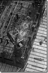 Bilder fra byggingen av World Trade Towers 9