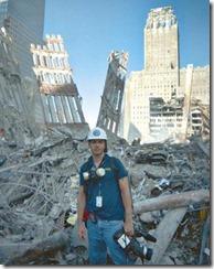 Bygningsrester World Trade Towers 11. september 2001 - 25