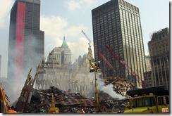 Bygningsrester World Trade Towers 11. september 2001 - 31