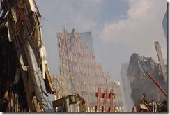 Bygningsrester World Trade Towers 11. september 2001 - 33