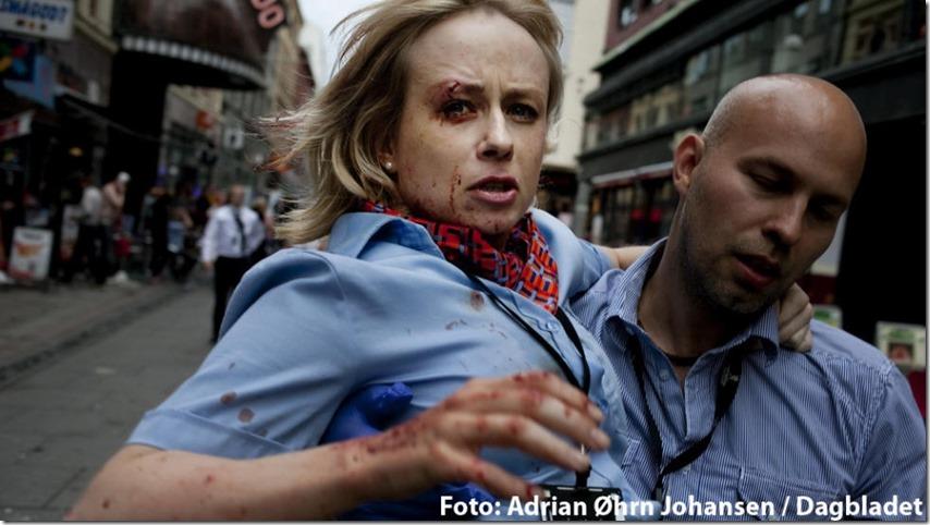 Hanne Lille-Mæhlum holder på å omkomme av blodtap