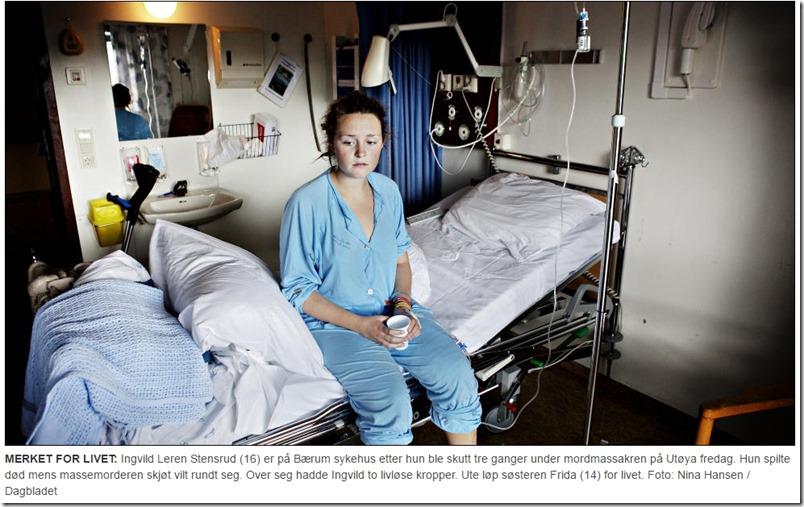 På Bærum sykehus