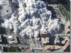 World Trade Towers ødelegges 11. september 2001 - 10