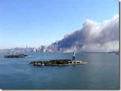 World Trade Towers ødelegges 11. september 2001 - 11