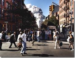 World Trade Towers ødelegges 11. september 2001 - 1