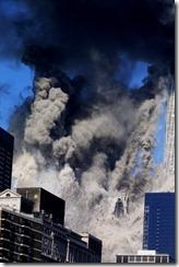 World Trade Towers ødelegges 11. september 2001 - 2