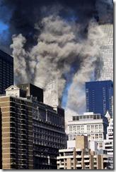 World Trade Towers ødelegges 11. september 2001 - 3
