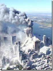 World Trade Towers ødelegges 11. september 2001 - 7