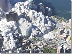 World Trade Towers ødelegges 11. september 2001 - 8