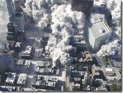 World Trade Towers ødelegges 11. september 2001 - 9