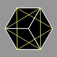 Heksagram-kube 2