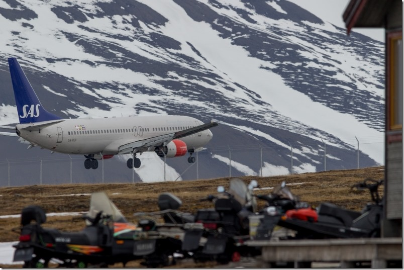 Longyearbyen flyplass (1 of 1)