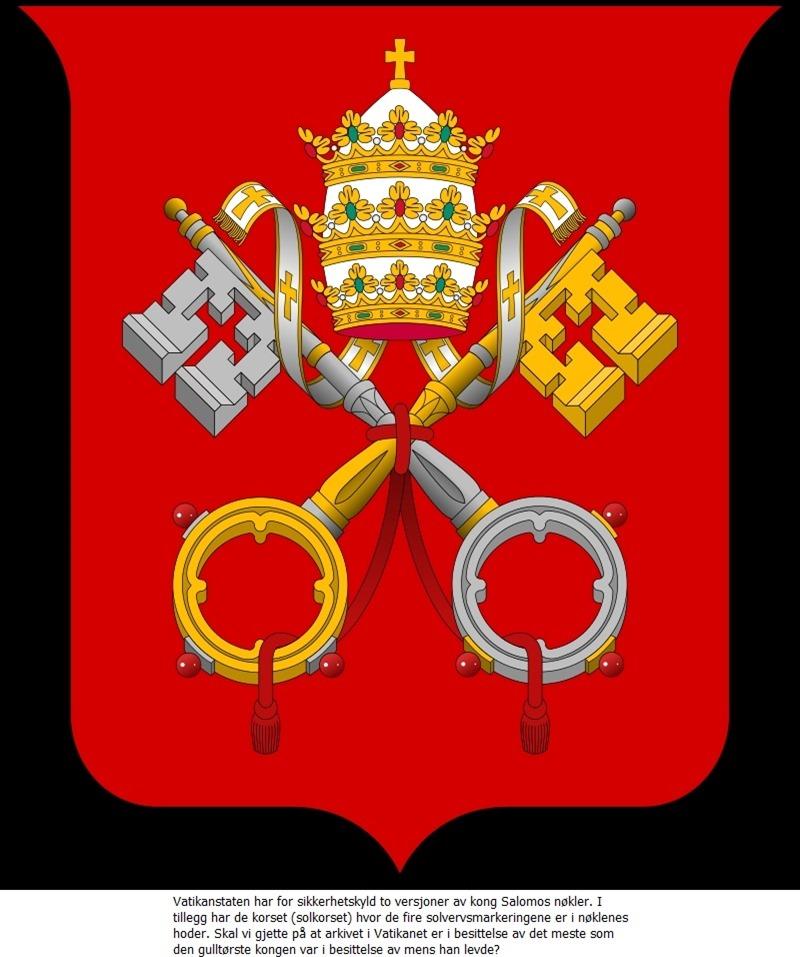 Vatikanstatens rikssymboler