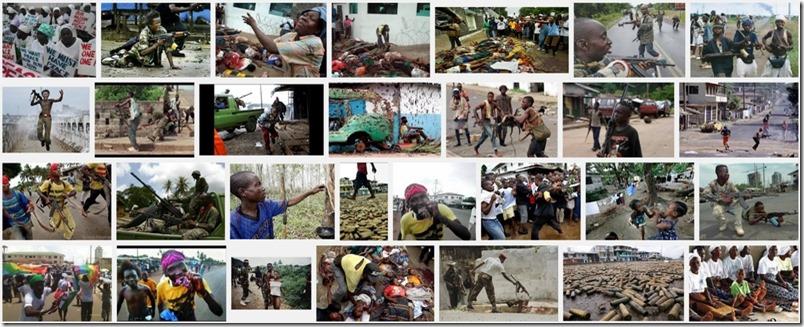 Borgerkrigen i Liberia
