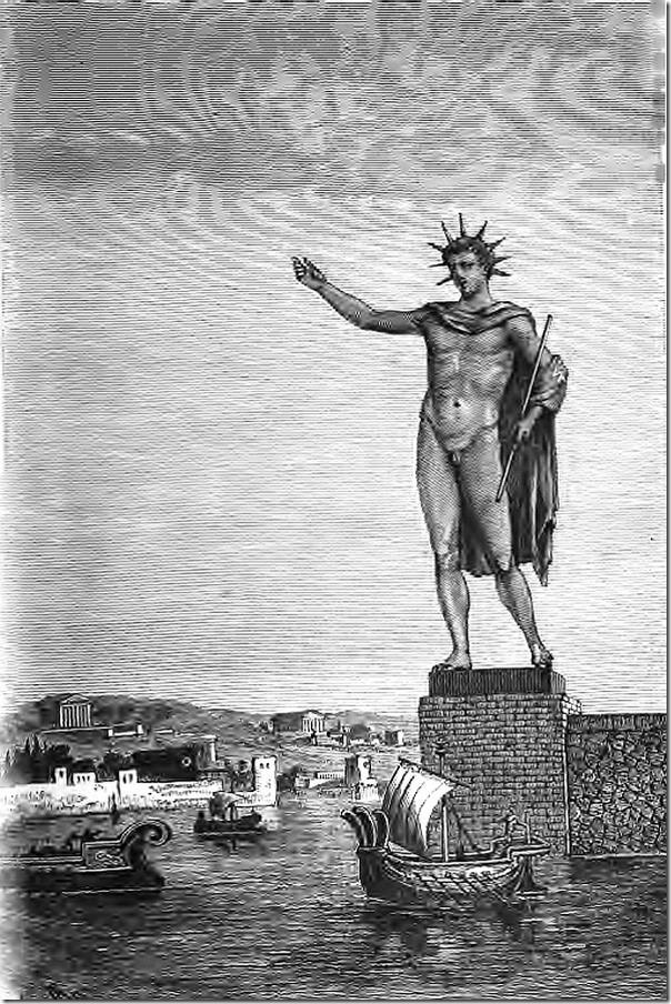 Kolossen på Rhodos