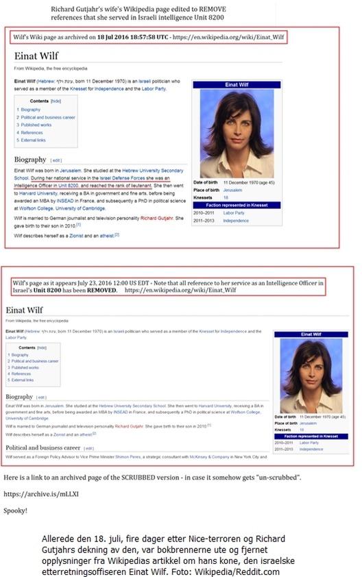 Einat Wilf Mossadagent Wikipedia