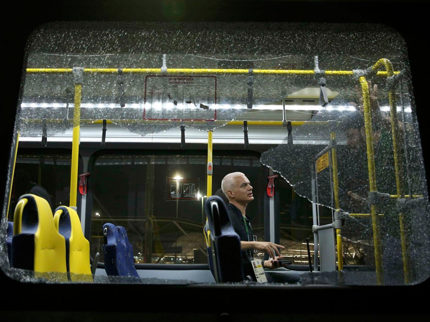 Bussen i Rio Independent