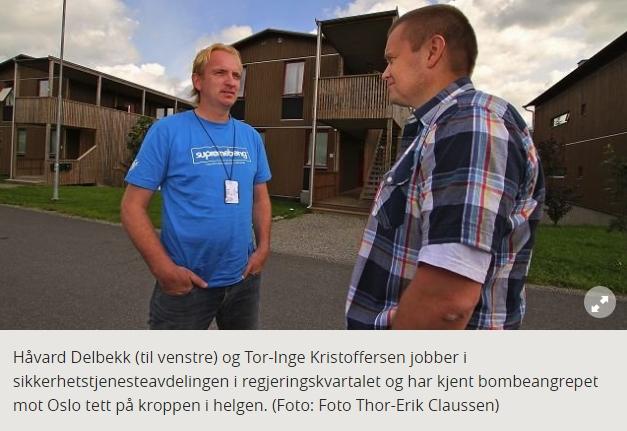Håvard Delbekk og Tor-Inge Kristoffersen Moss Avis
