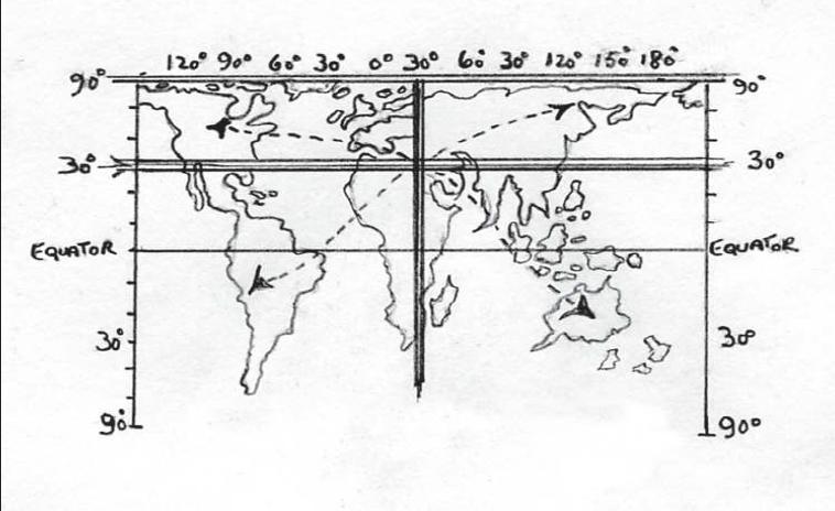 Jostemikks kommentar: Midten av jorda, ved sørøst-kysten av Midtjordssjøen. Er det det våre nærmere forfedre kalte Midtgård?