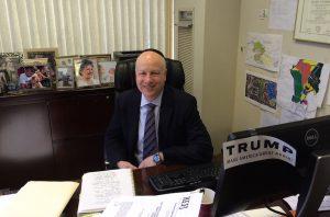 Jason Greenblatt er Donald Trumps Israel-rådgiver.