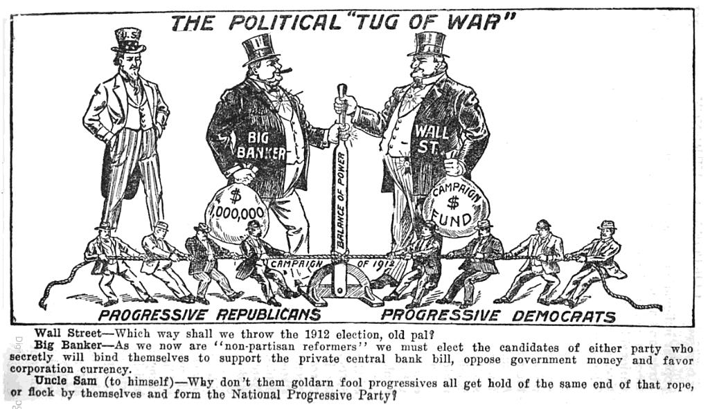 presidentvalget-i-usa-i-1912