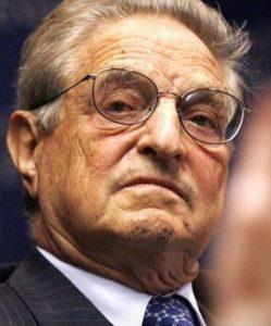 Østjøden og finansoligarken George Soros er en av vår tids mest vellykkede yrkeskriminelle.