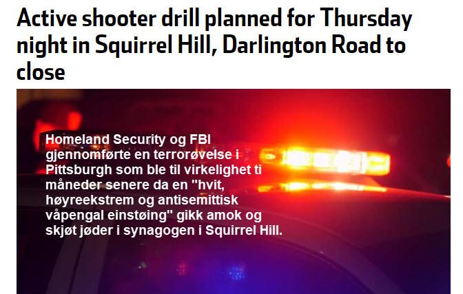 Pittsburgh_synagoge_skyting_falskt_flagg_terrorøvelse_homeland_security_4
